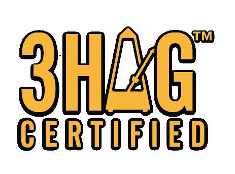 3HAG logo